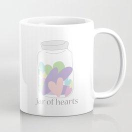 Jar of Hearts Coffee Mug