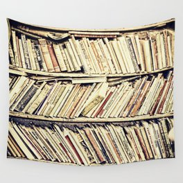 books Wall Tapestry