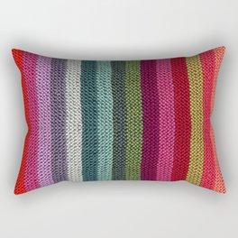 Get Knitted Rectangular Pillow