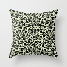 Vacation is over! Throw Pillow