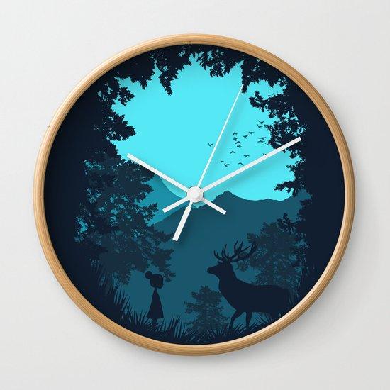 Old Friend Wall Clock