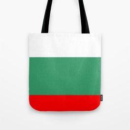 flag of bulgaria 2 -bulgarian, България,български,slav,cyrillic,Sofia,bulgaria Tote Bag