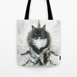Catcatcher - dreamcatcher Tote Bag
