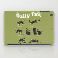 The Daily Tail Cat iPad Case