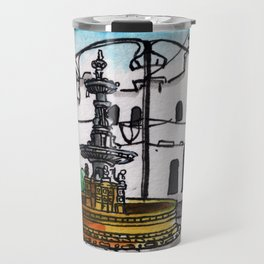 Philippines : Carriedo Fountain Travel Mug