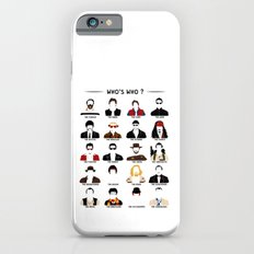 Who's who? iPhone 6s Slim Case
