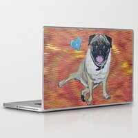 woody Laptop & iPad Skins featuring Woody by gretzky
