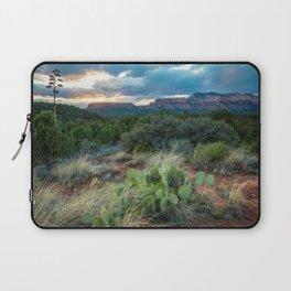Southwest Serenade - Sunset at Sedona Arizona Laptop Sleeve