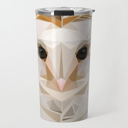 Barn Owl (Neutral) Travel Mug