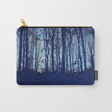 Denim Designs Winter Woods Carry-All Pouch