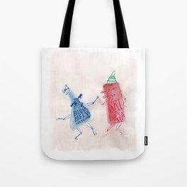 Srirachacha Tote Bag