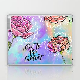 Live to the fullest Laptop & iPad Skin