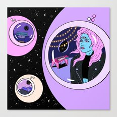 Robin Eisenberg x Francisca Valenzuela Canvas Print