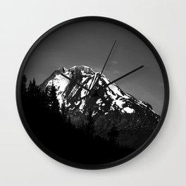 Desolation Mountain Wall Clock