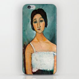 Christina by Amedeo Modigliani, 1916 iPhone Skin