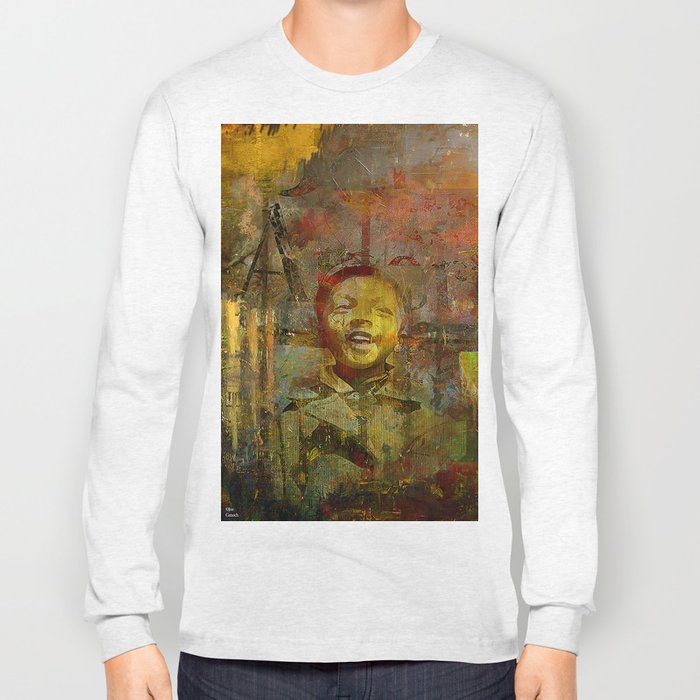 Hapiness Long Sleeve T-shirt