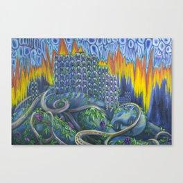 Cosmic Slop Canvas Print