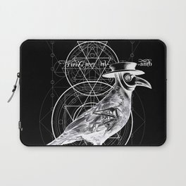The Raven dark Laptop Sleeve