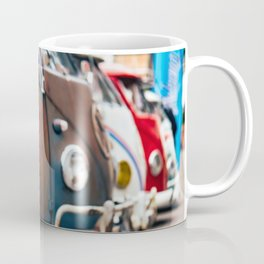 Cambi van flower Coffee Mug