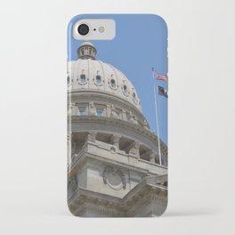 Idaho State Capital Building ~ I iPhone Case