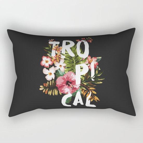 Tropical II Rectangular Pillow