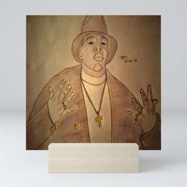 Big Papa by Double R Mini Art Print
