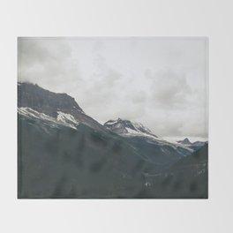 Mountain Valley Throw Blanket