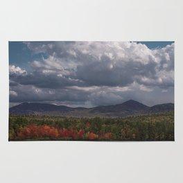 Autumn Mountains Rug