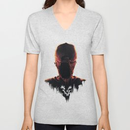 Nightmares in My Reality Unisex V-Neck