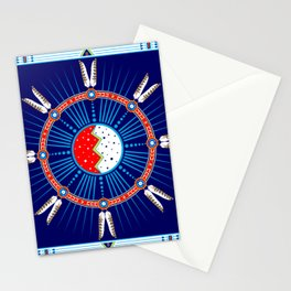 Crazy Horse Dreaming Stationery Cards