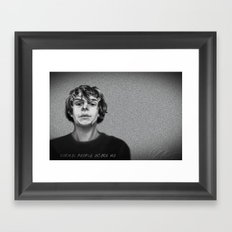 Tate Langdon Framed Art Print