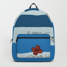 Red Poppies Backpack
