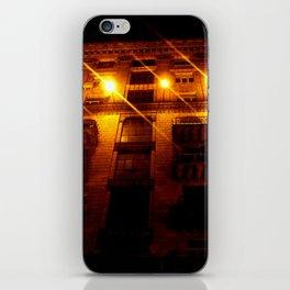 Night Crest 2 iPhone Skin