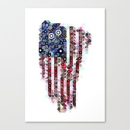 :: Star Spangled Banner :: Canvas Print