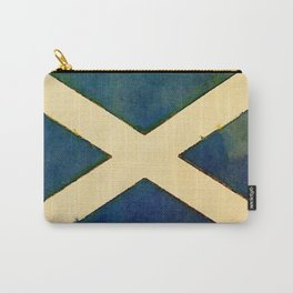 The Saltire Carry-All Pouch