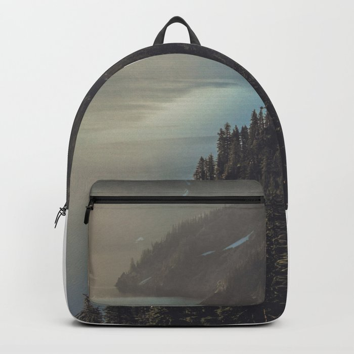 First Light at the Lake II Backpack