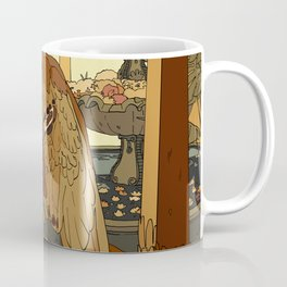 Angels in Oasis Coffee Mug