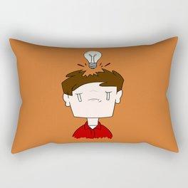 This better be a good idea! Rectangular Pillow