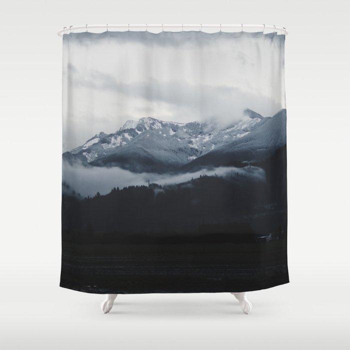 Chilliwack Shower Curtain