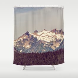 Vintage Cascades Shower Curtain