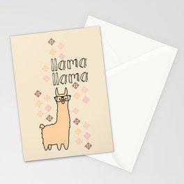 llama llama Stationery Cards