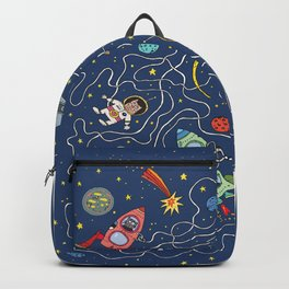 What will a cat do in space Backpack