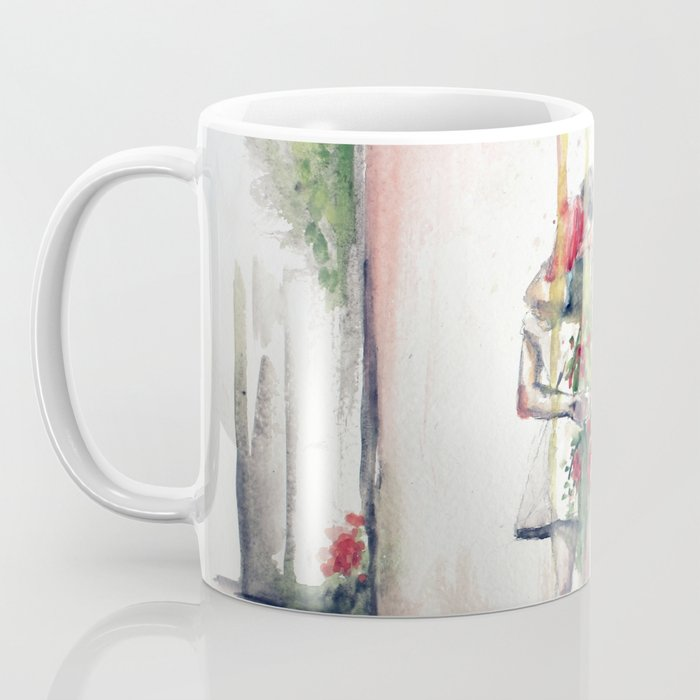 Some places are made for two Coffee Mug