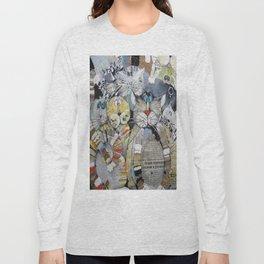 Cat Gang Long Sleeve T-shirt