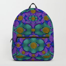 Your inner place filled of peace and poetry Backpack