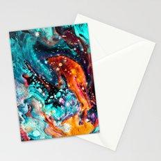 Paint Swirl Euphoria Stationery Cards