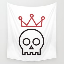 Hamlet. To be or not to be Wall Tapestry