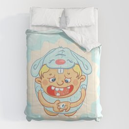 baby tooth Comforters