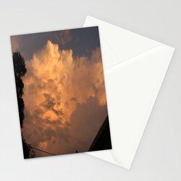 Orange Hue Stationery Cards