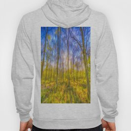 Warm Forest Art Hoody
